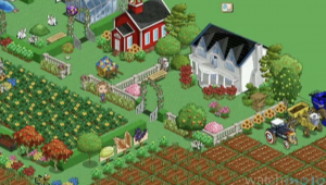 The original FarmVille game on Facebook is not officially shut down
